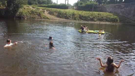 Golden river days