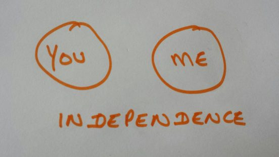 You and Me - independent
