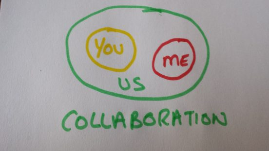 collaboration - bigger than the sum of it's parts