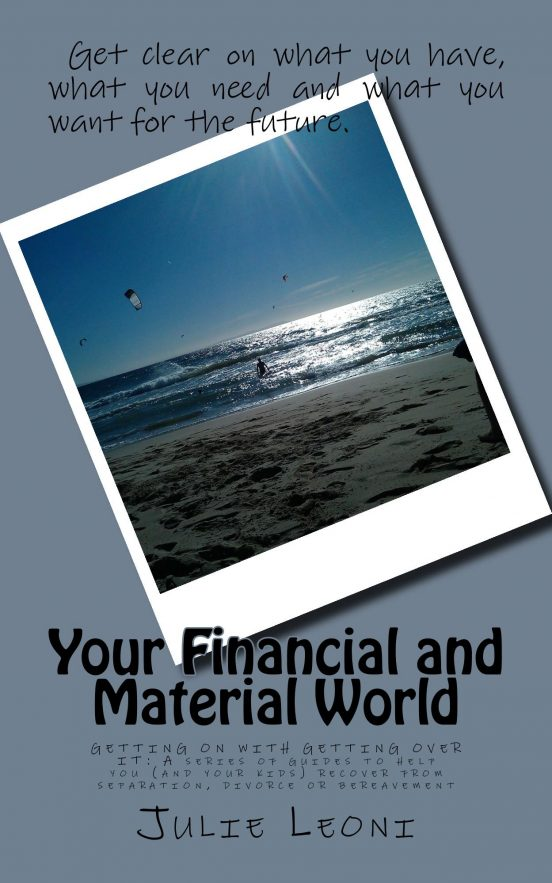 Your financial and material world