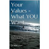 Your values and what YOU want