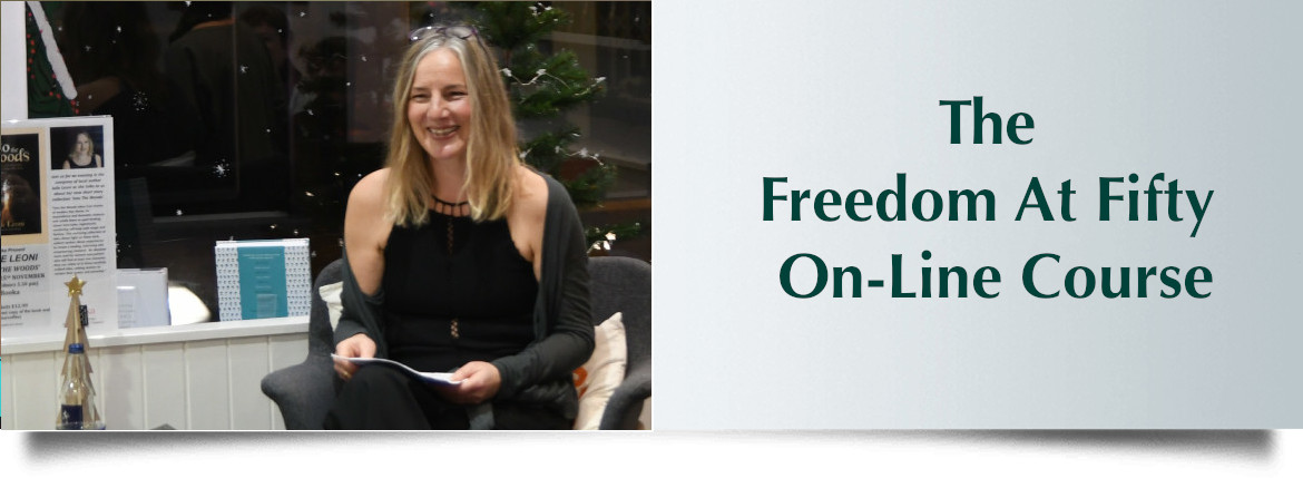freedom at fifty online course